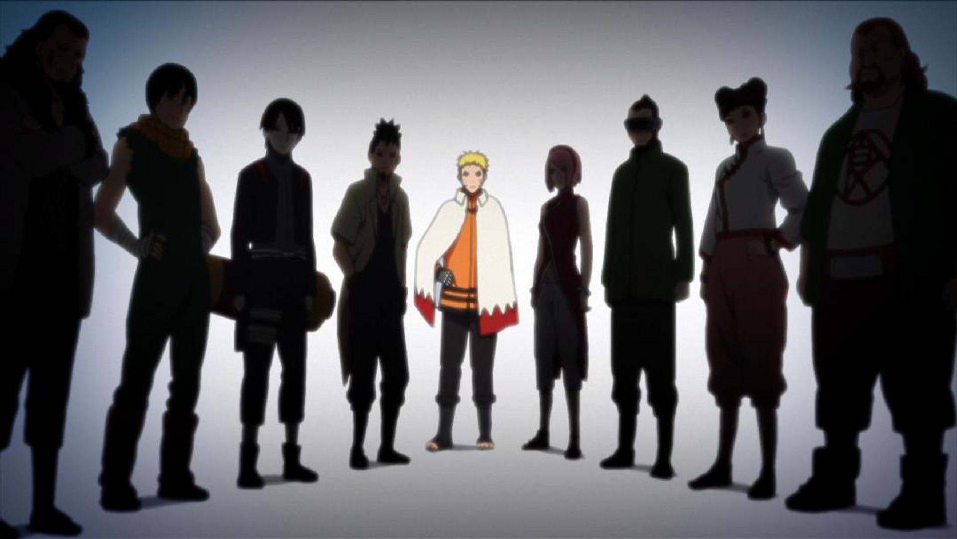 Boruto: Naruto Next Generations - A Shinobi's Resolve