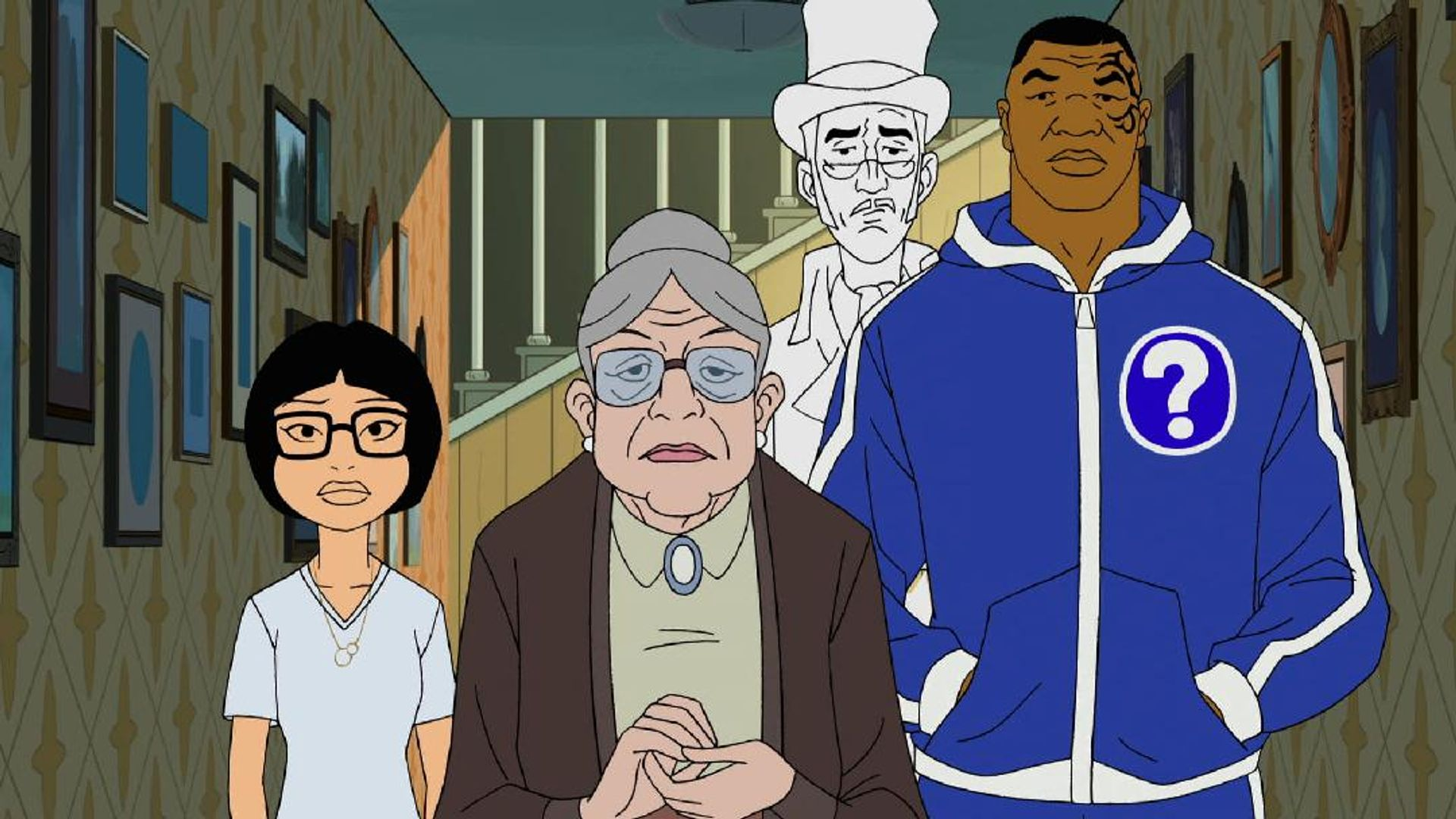 Mike Tyson Mysteries Cancellation Confirmation Details