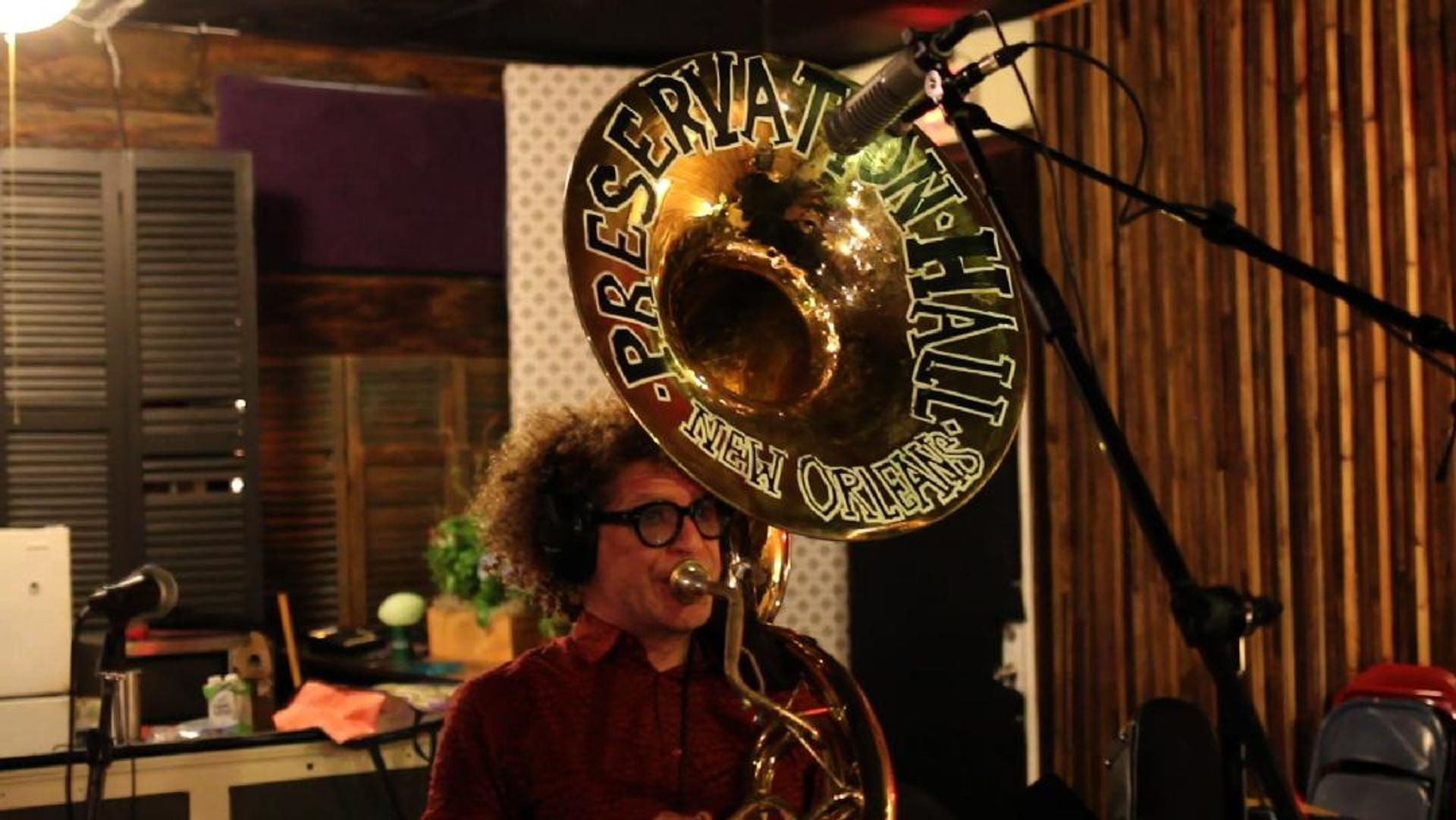 Preservation Hall Jazz Band: Behind The Scenes