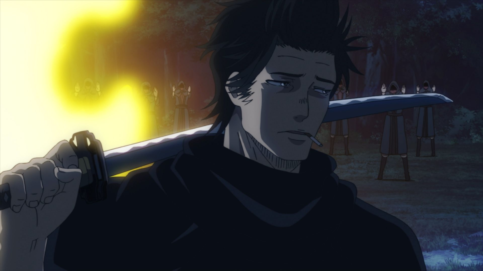 Black Clover - Together in the Bath - Adult Swim