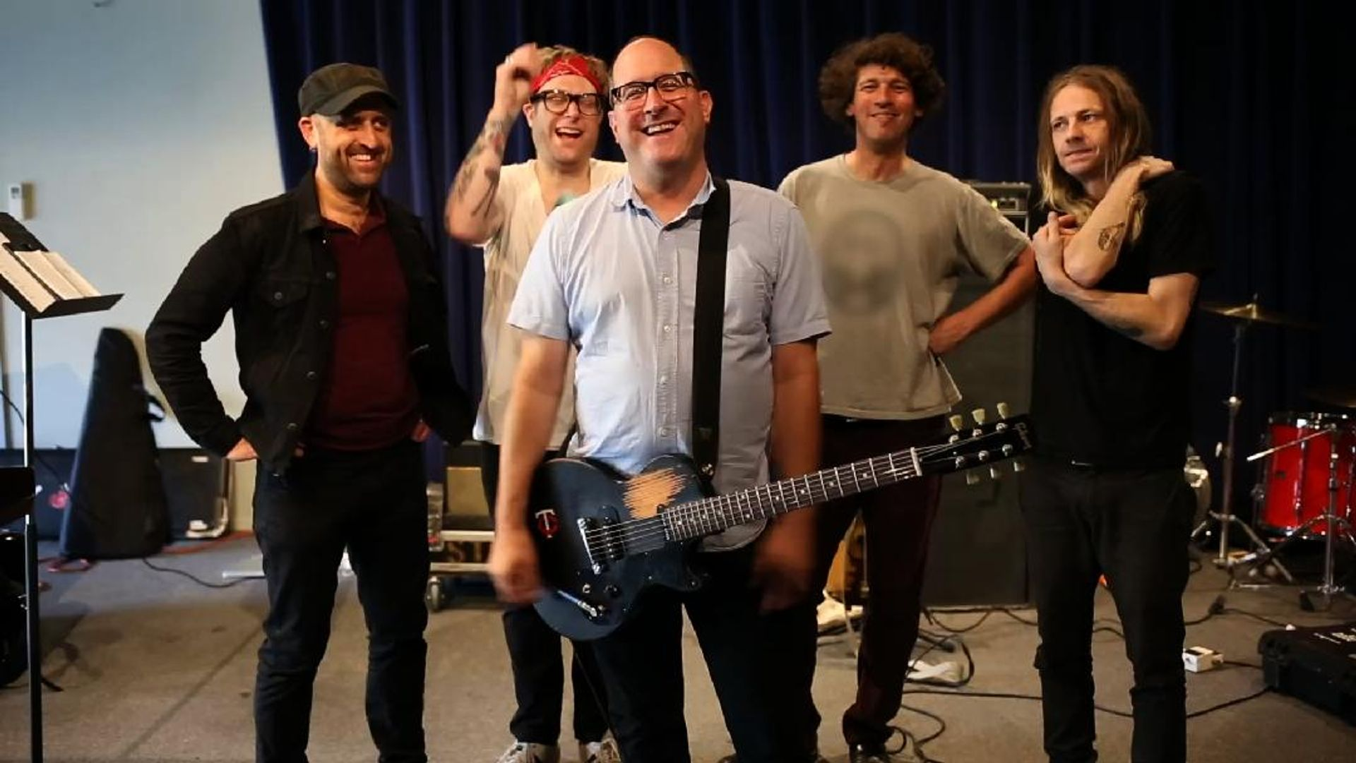 The Hold Steady: Behind The Scenes