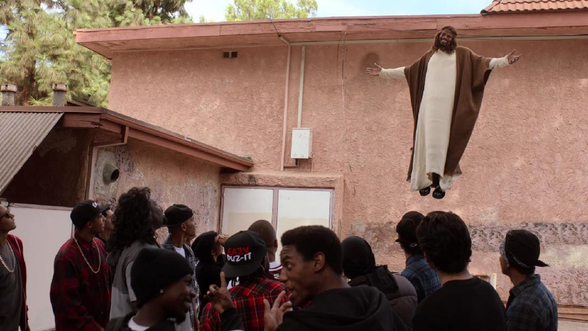 Black Jesus Trailer