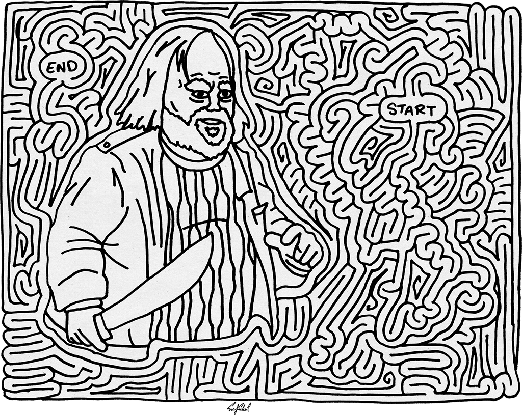 Mazes by eric-eckert
