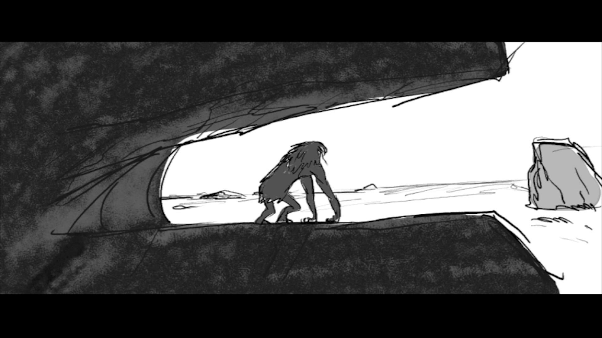 Terror Under the Blood Moon Pitch Animatic