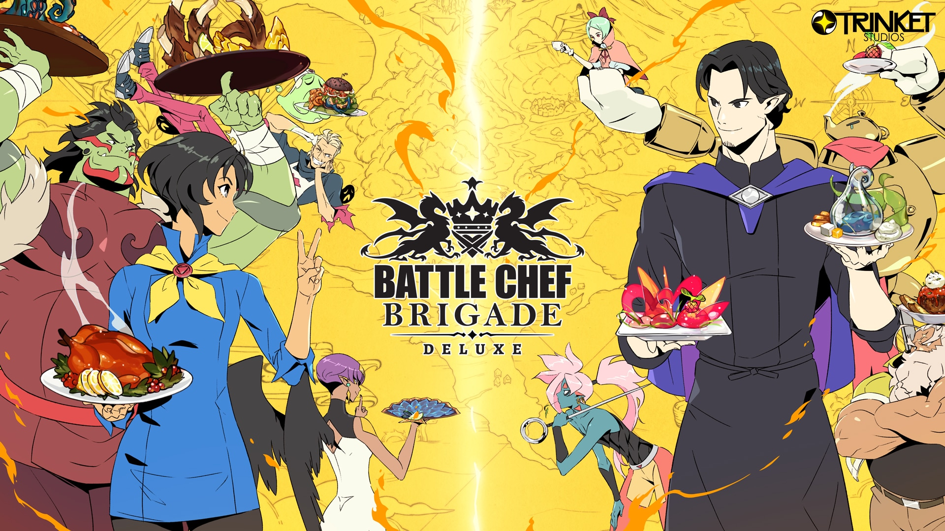 Battle Chef Brigade Accolades Trailer