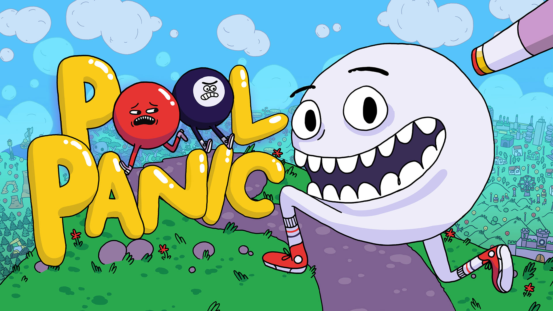Pool Panic Launch Trailer