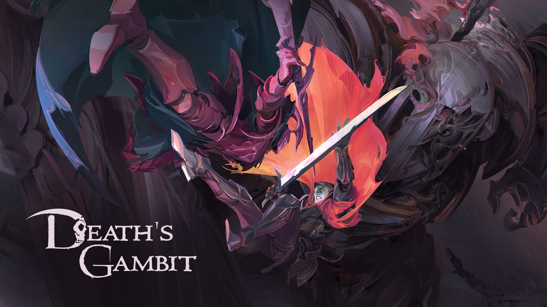 Death's Gambit Launch Trailer