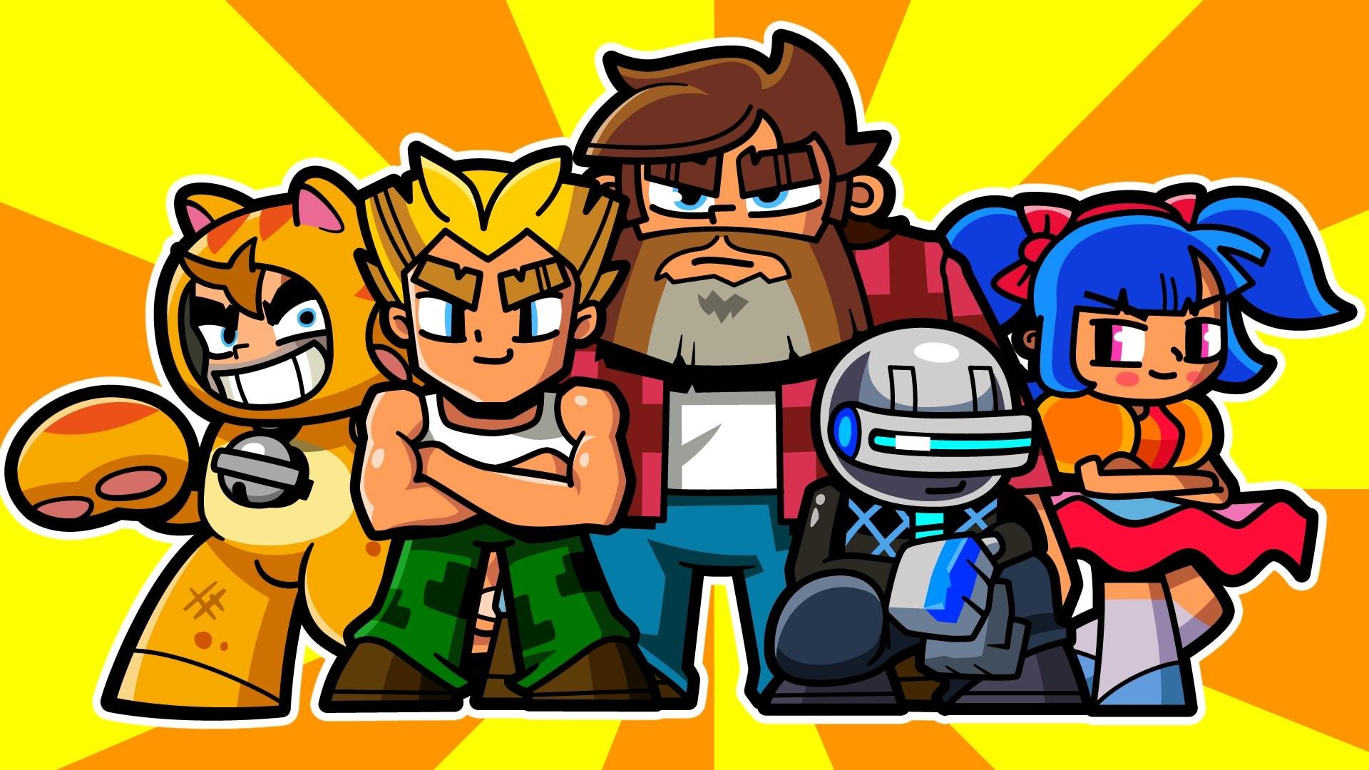 Mega Coin Squad Trailer