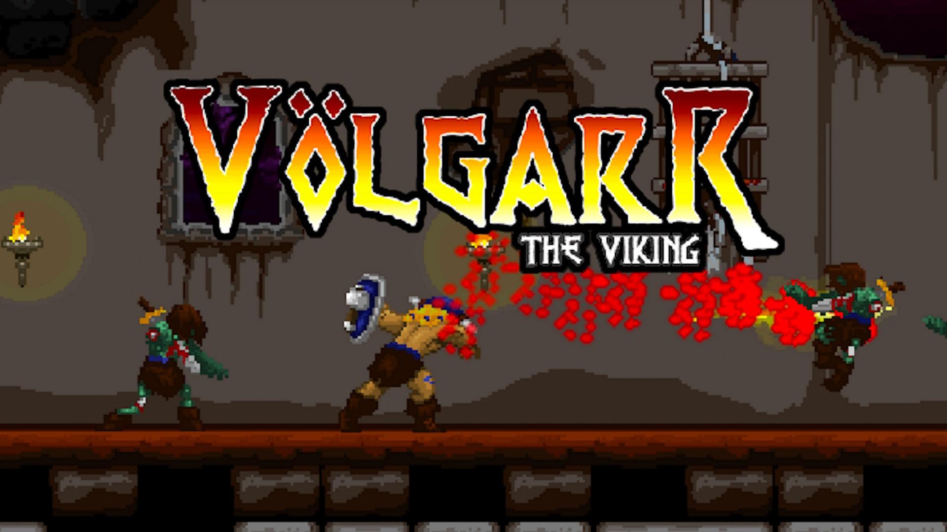 Volgarr the Viking Trailer