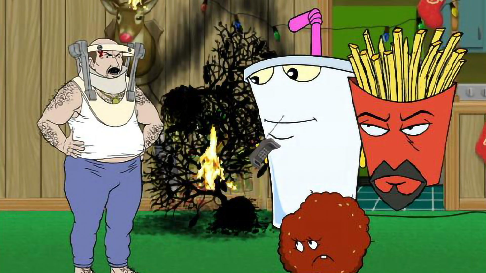 Watch Aqua Teen Hunger Force Colon Picture Image For Theaters