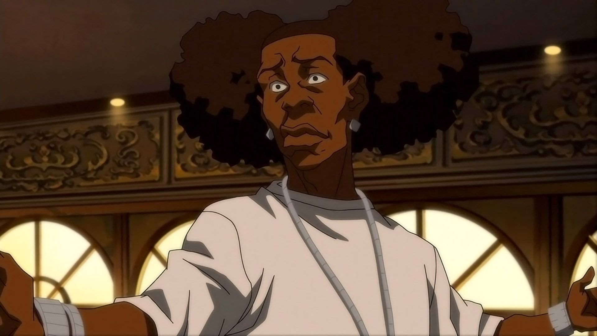 Watch The Boondocks Episodes And Clips For Free From Adult Swim