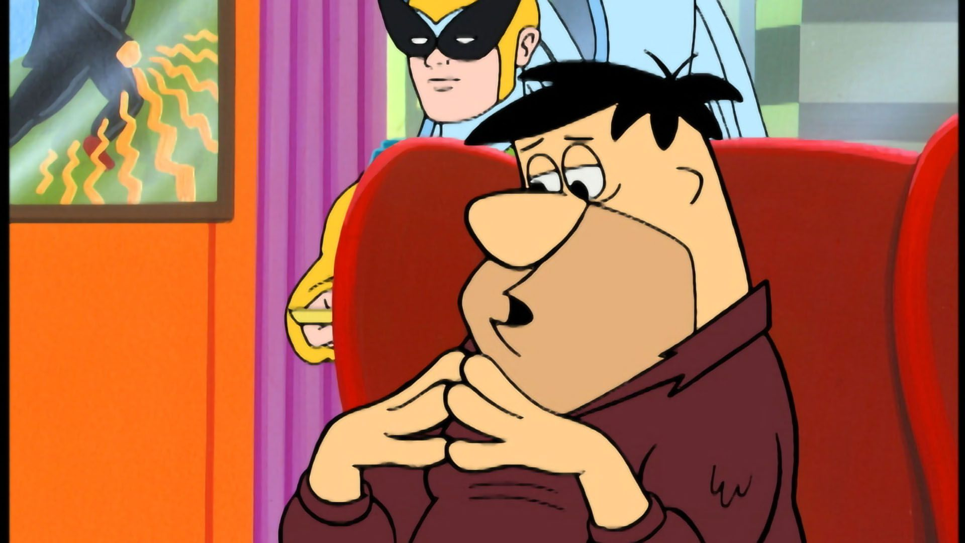 The Dabba Don - S1 EP6 - Harvey Birdman, Attorney at Law