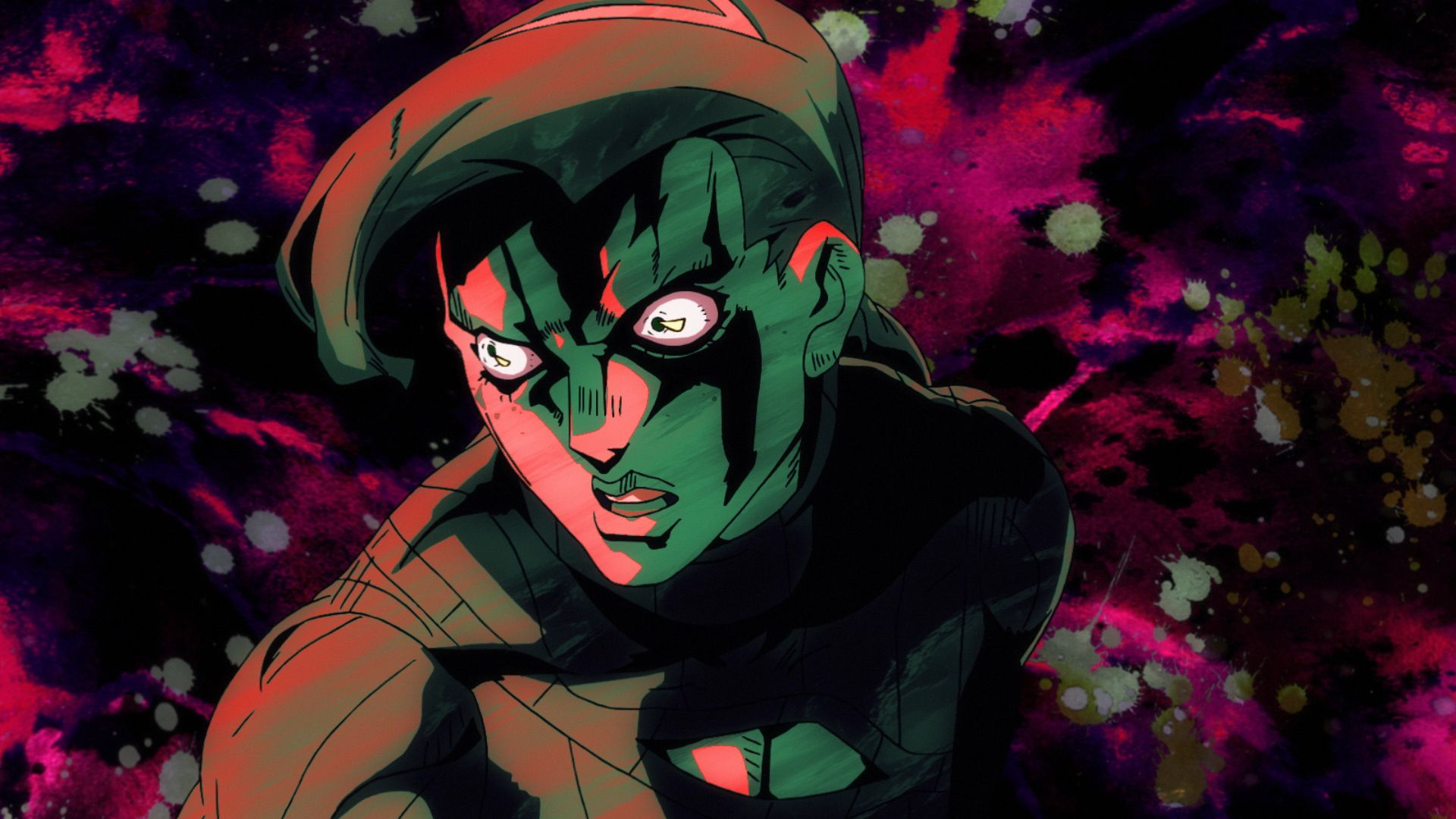 A Little Story From The Past My Name Is Doppio S4 Ep26 Jojo S Bizarre Adventure