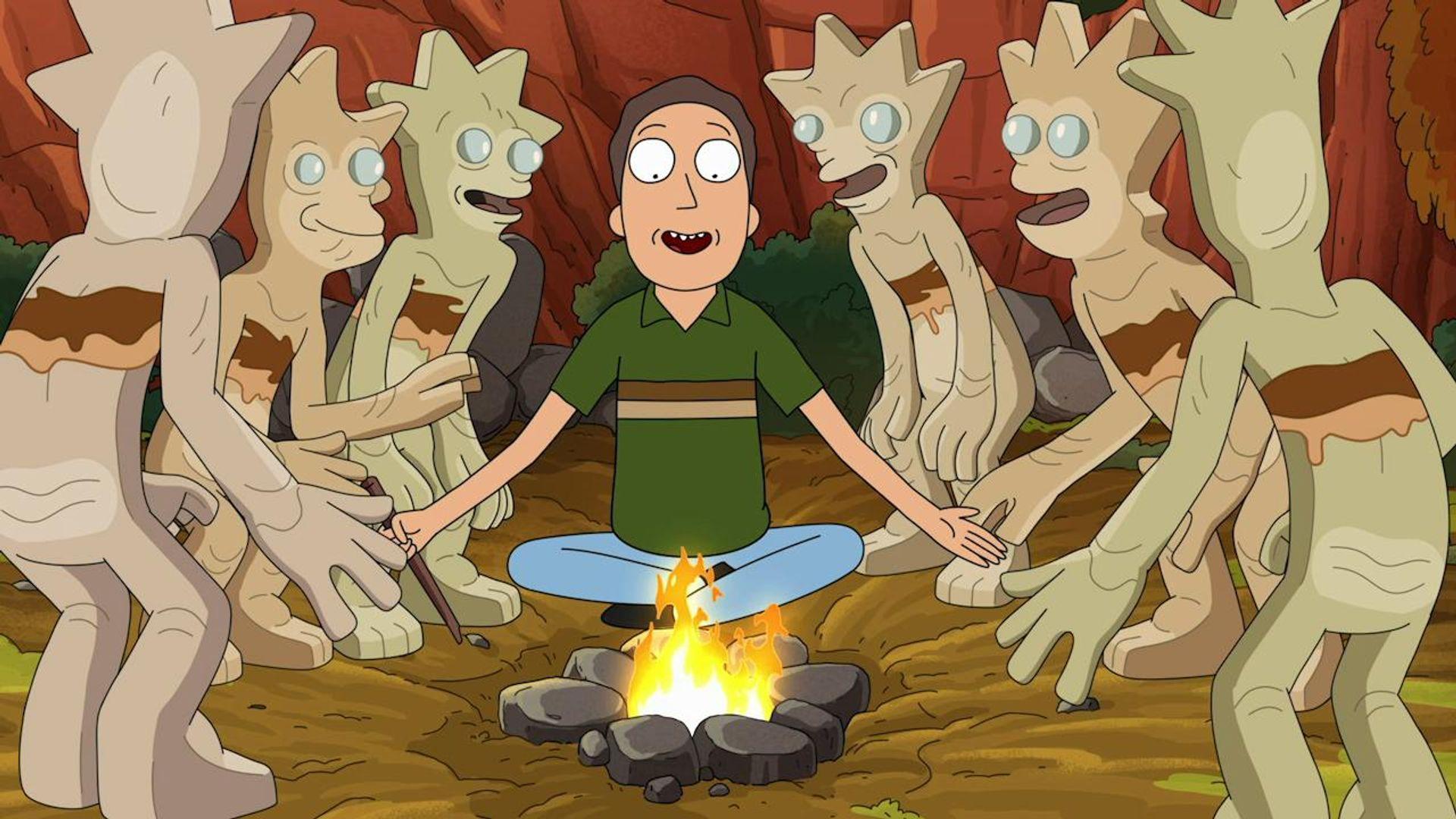 "Inside The Episode ""Childrick of Mort"""