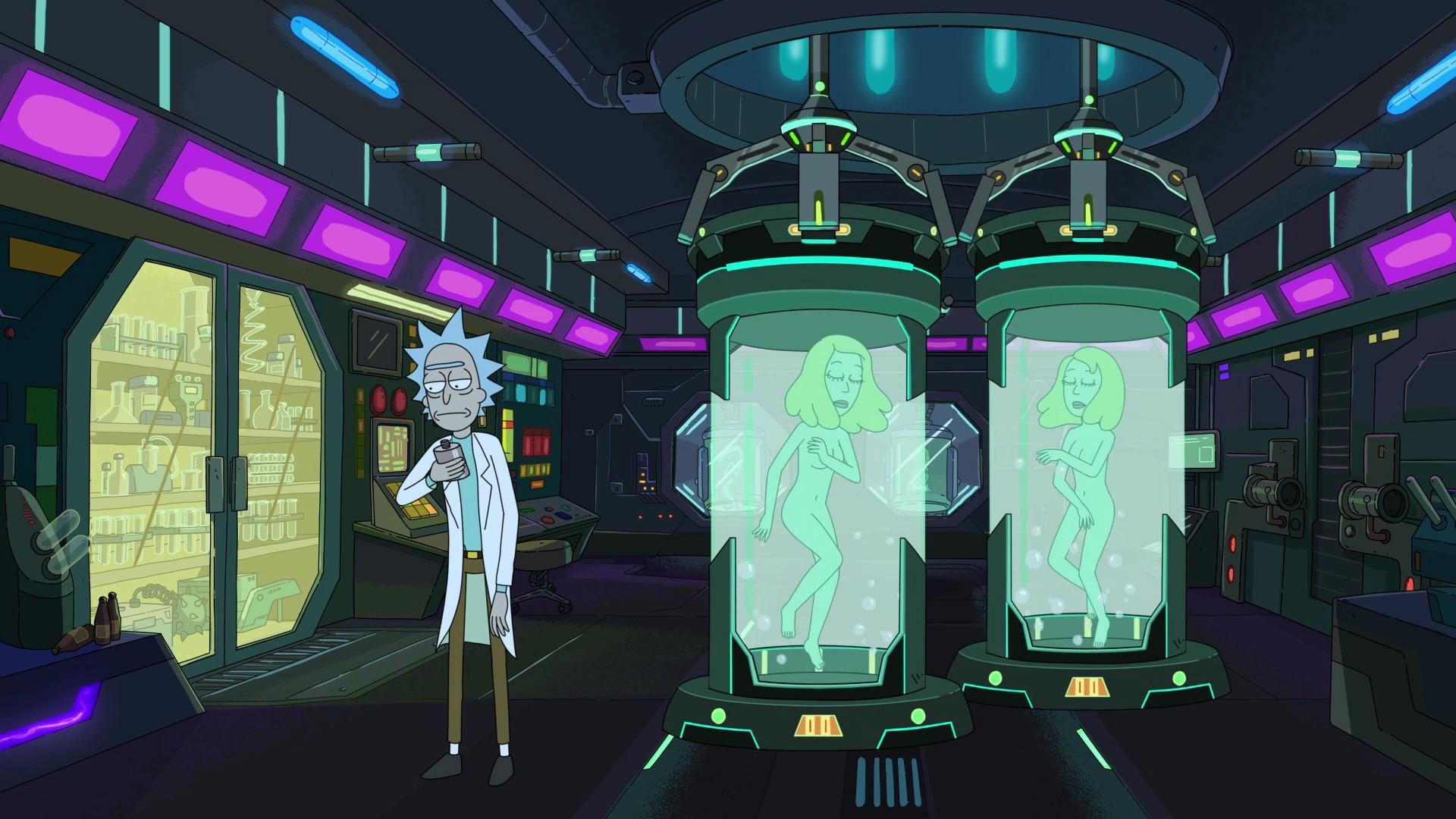 "Inside The Episode ""Star Mort Rickturn of the Jerri"""