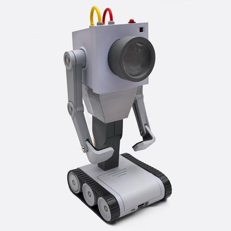 digital dream labs butter robot