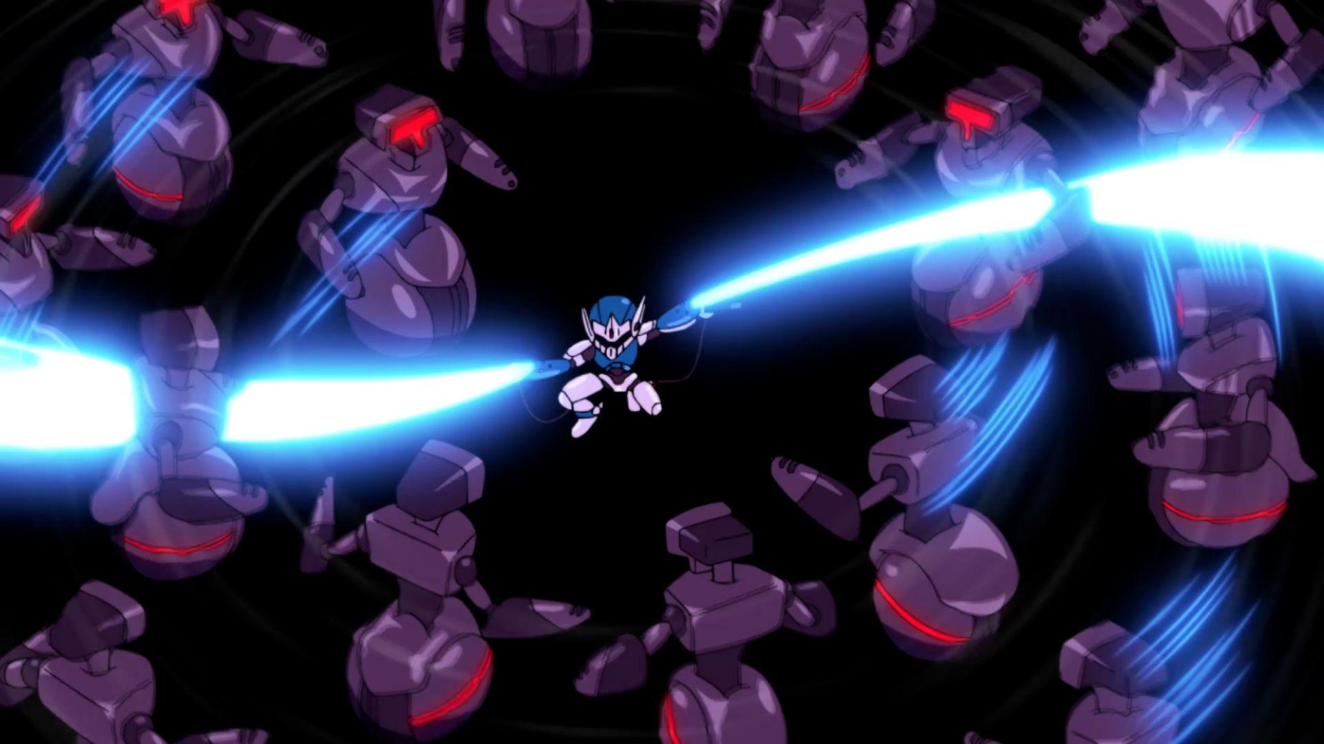 Cosmo Samurai Part 3