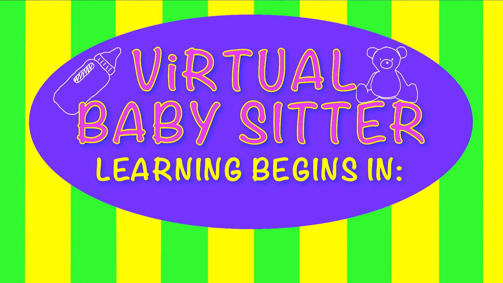 "METOLIUS ""Virtual Babysitter"""