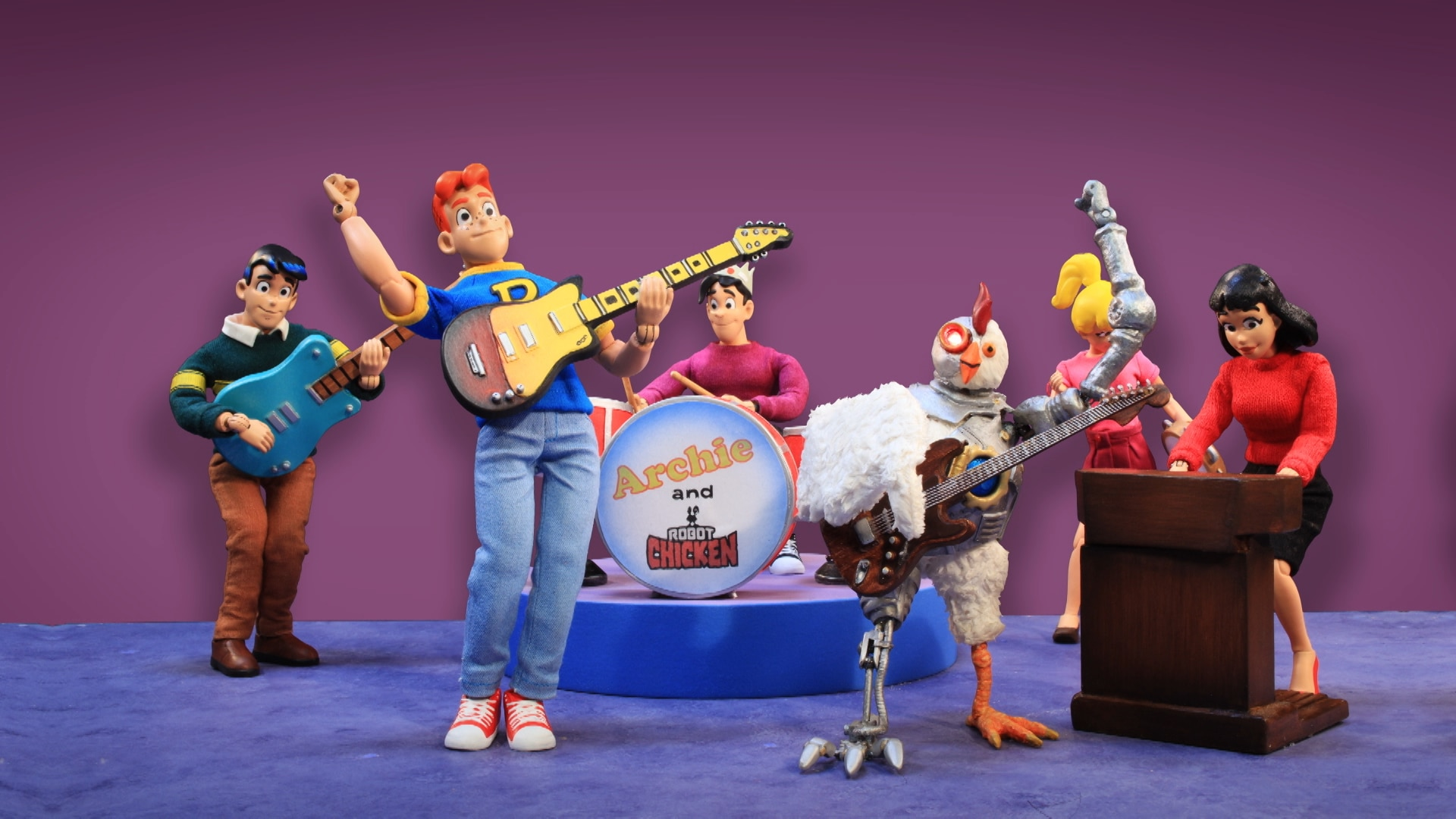 The Robot Chicken Archie Special Trailer