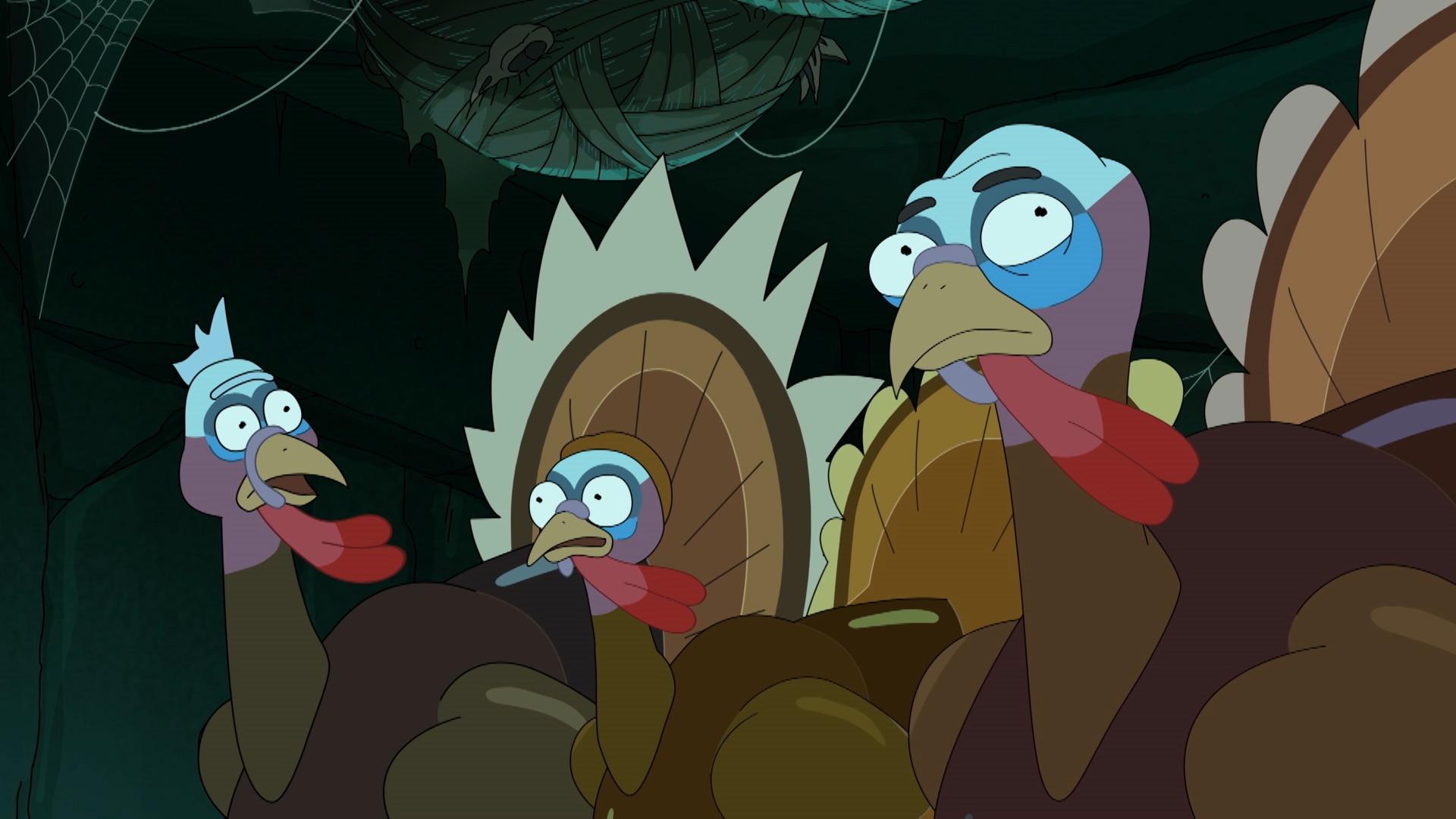 "Inside the Episode ""Rick & Morty's Thanksploitation Spectacular"""