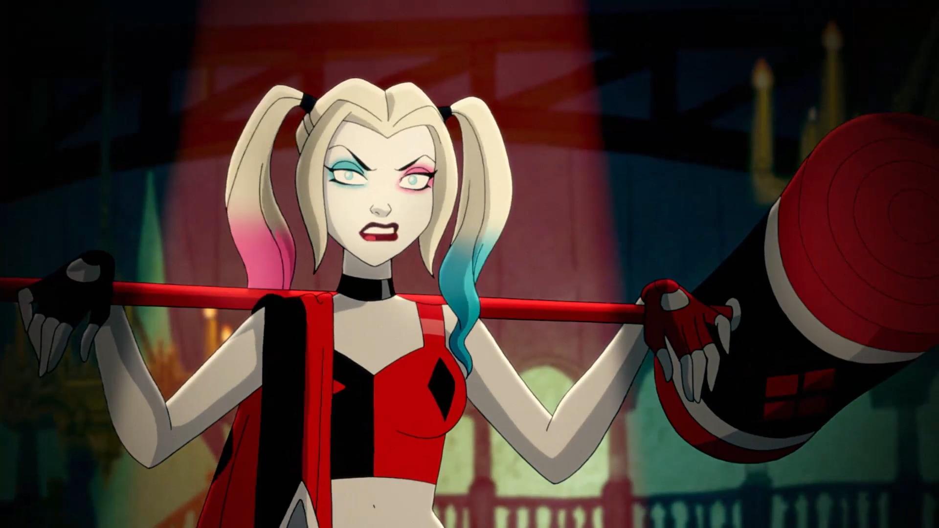 Harley Quinn Marathon