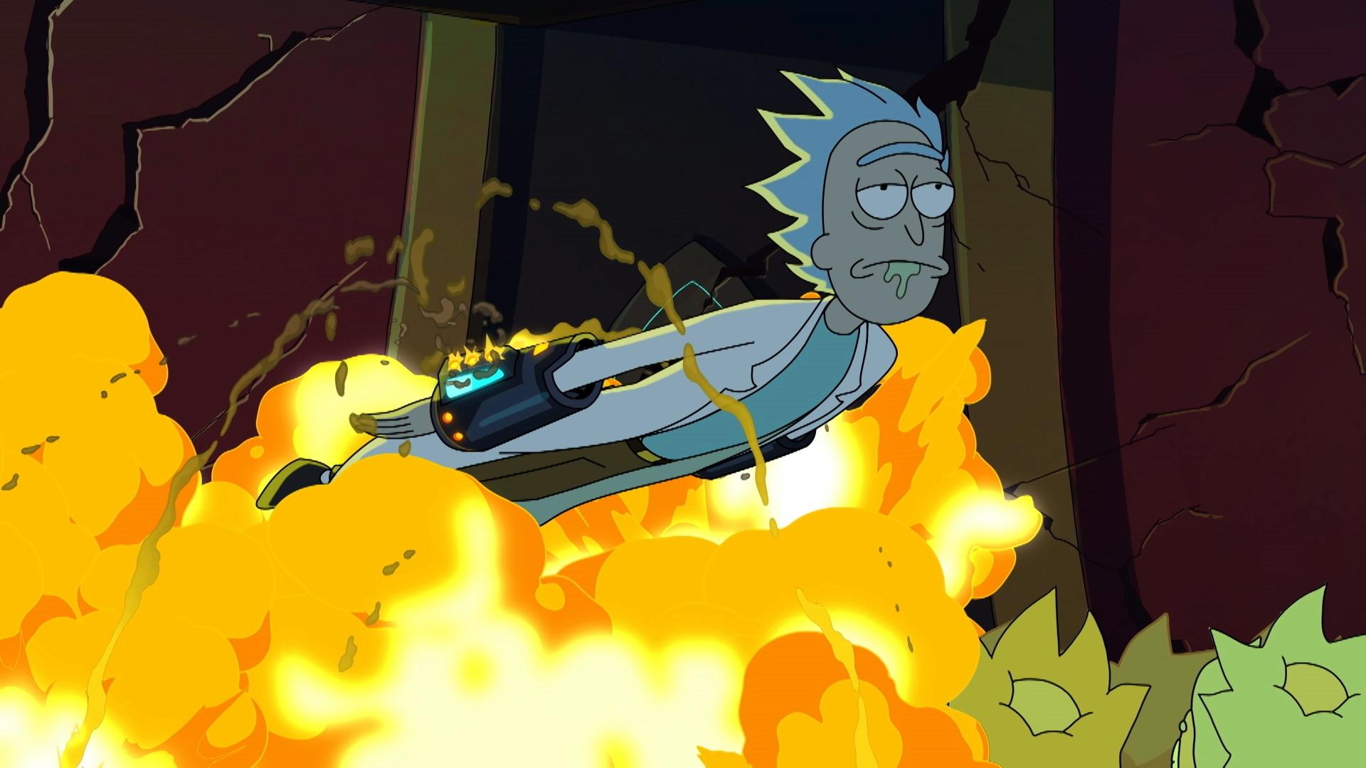 "Inside the Episode ""Rickmurai Jack"""