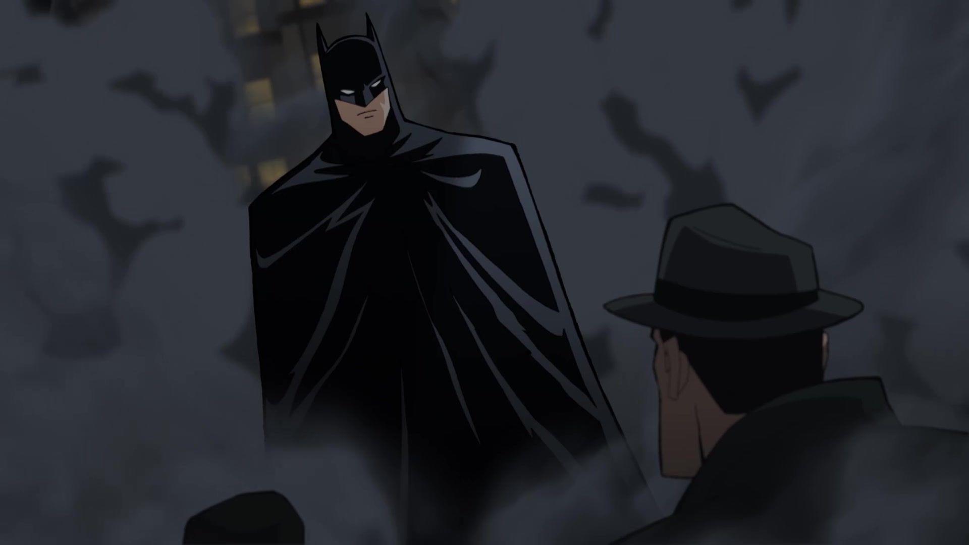 Batman: The Long Halloween Promo